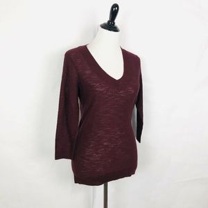 New York And Company Thin Blouse Lightweight Top